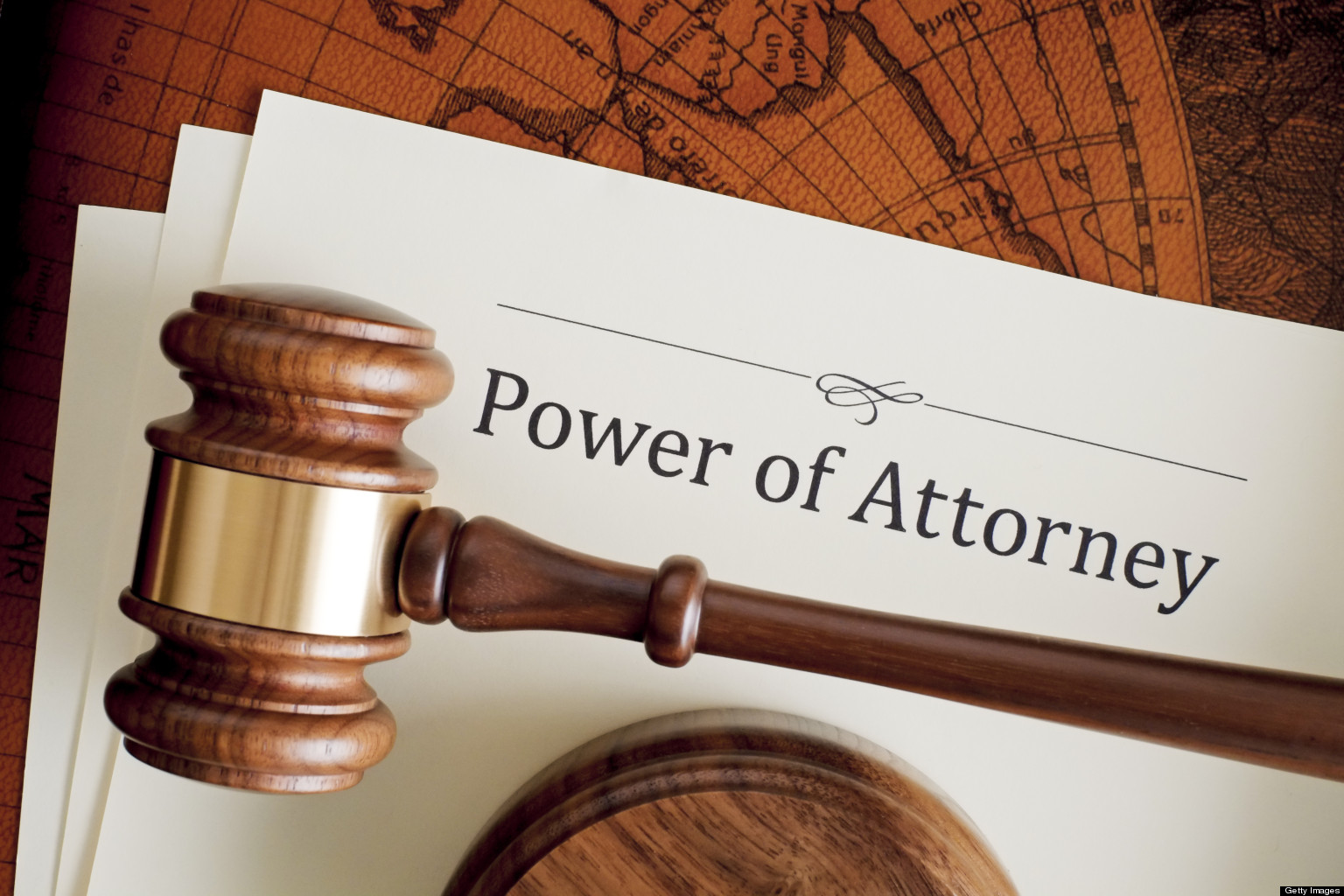 Attorney In Fact Means